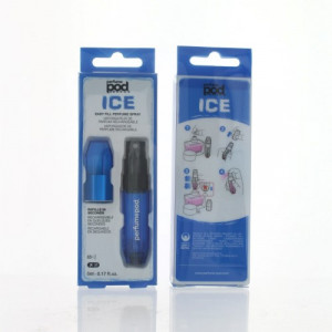 PERFUME POD ICE BLUE by TRAVALO