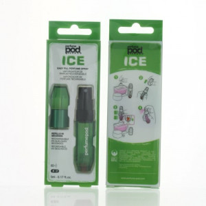 PERFUME POD ICE GREEN by TRAVALO