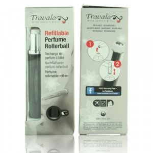 TOUCH BLACK ROLLERBALL by TRAVALO