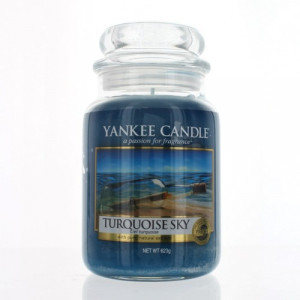 TURQUOISE SKY by YANKEE CANDLE