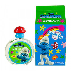 THE SMURFS GROUCHY by THE SMURFS