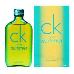 CK ONE SUMMER 2014 by CALVIN KLEIN