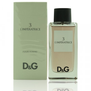 D & G 3 L'IMPERATRICE by DOLCE & GABBANA