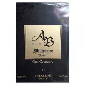 AB SPIRIT MILLIONARE OUD GOURMAND by LOMANI